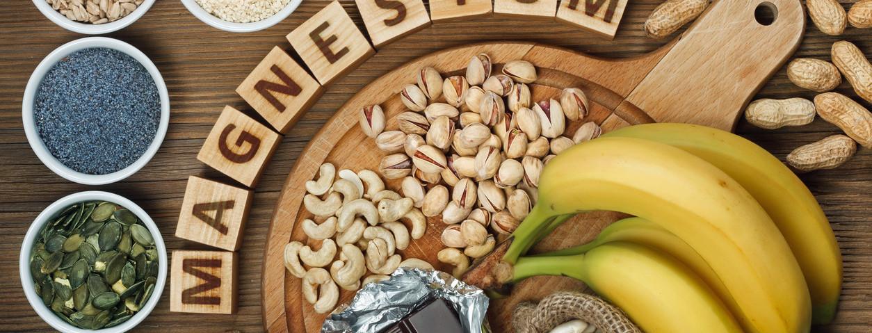 Alimentos ricos en magnesio para aliviar los síntomas del estrés